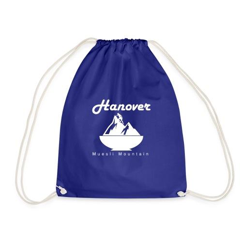 Muesli mountain - Drawstring Bag