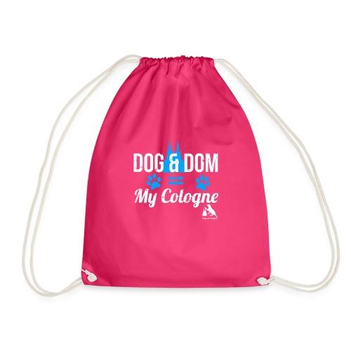 Dog & Dom = My Cologne - Turnbeutel
