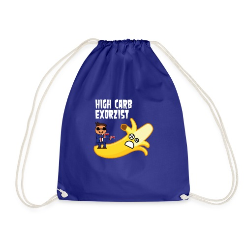 High Carb Exorzist Banane Hell - Turnbeutel