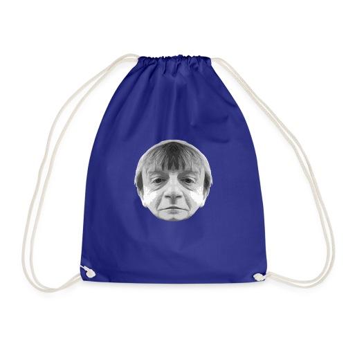 Mark E Symmetry - Drawstring Bag