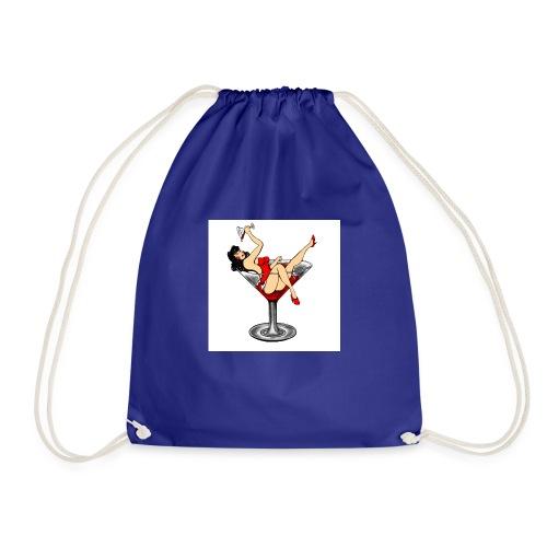 small one - Drawstring Bag