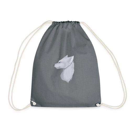 Wolf Bib - Drawstring Bag