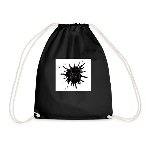 Blacktuber Splash Logo - Gymtas