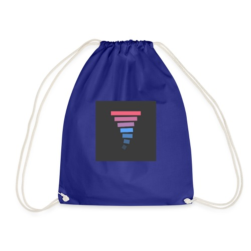 Material Lollipop Design (MKBHD) - Drawstring Bag