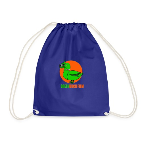 Greenduck Film Orange Sun Logo - Sportstaske