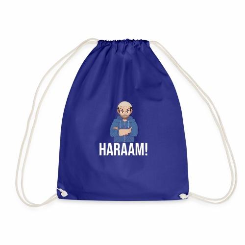 Haraam shirt - Drawstring Bag