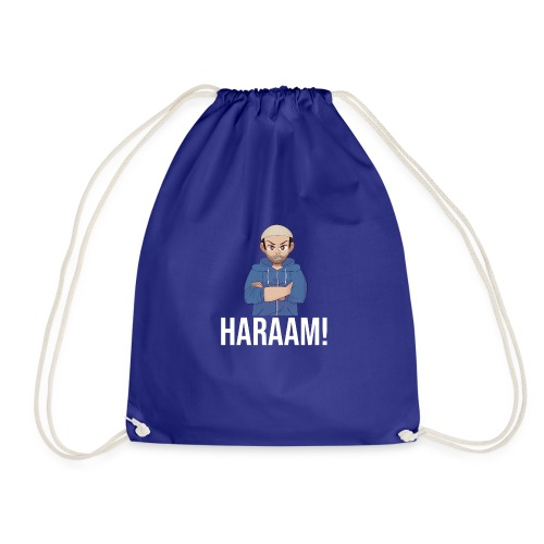 Haraam shirt - Drawstring Bag