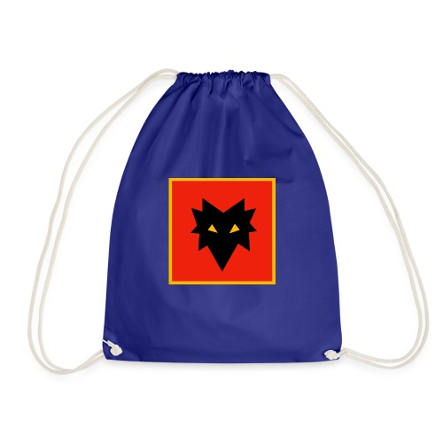 XGF GAMING LOGO FIRE MERCH - Drawstring Bag