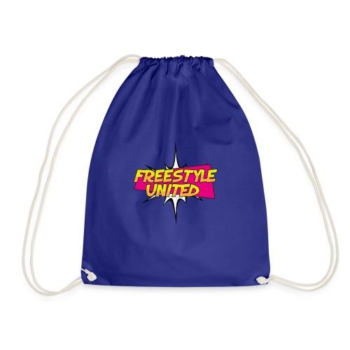 Logo Freestyle United - Gymtas