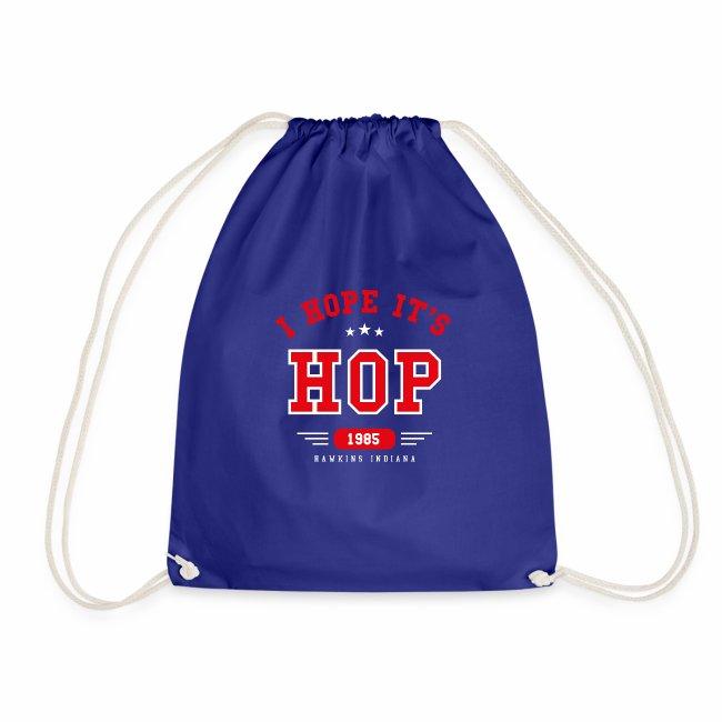 I hope it's Hop - College