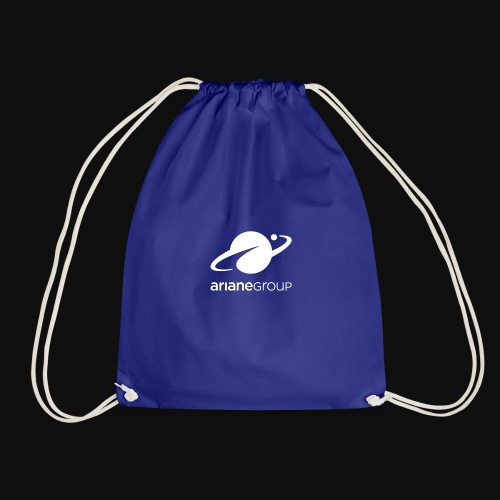 Arianegroup White - Drawstring Bag