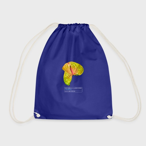 Stick Men PANAMERICA - Drawstring Bag