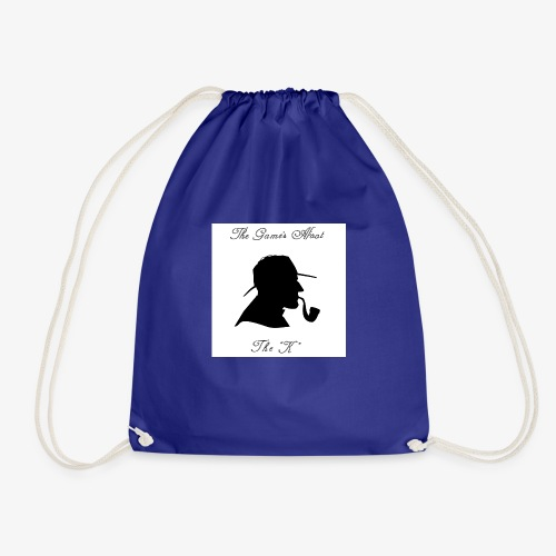 The Game's Afoot! - Drawstring Bag