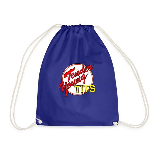 TENDER YOUNG TITS - Drawstring Bag