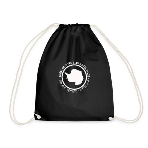 Great God! - Drawstring Bag