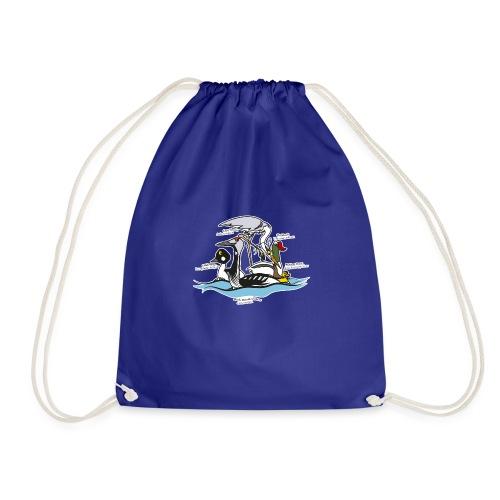Birds of a Feather - Drawstring Bag