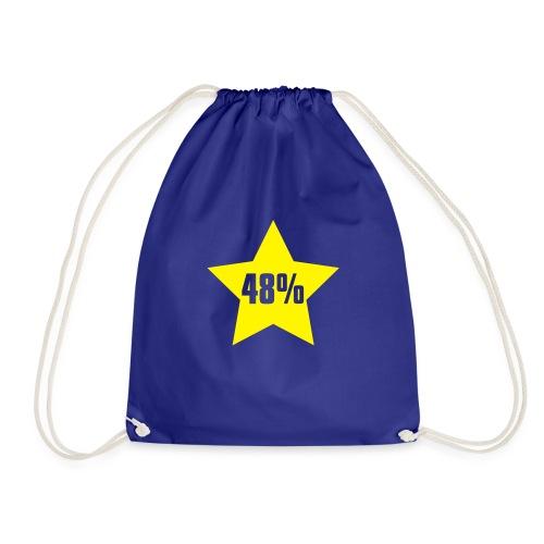 48% in Star - Drawstring Bag