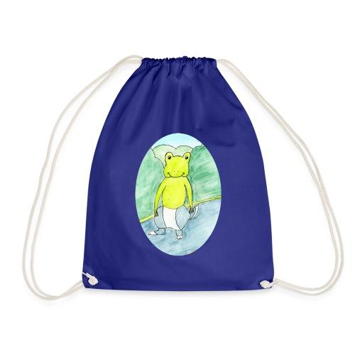 Frogbit T-shirt for women - Drawstring Bag