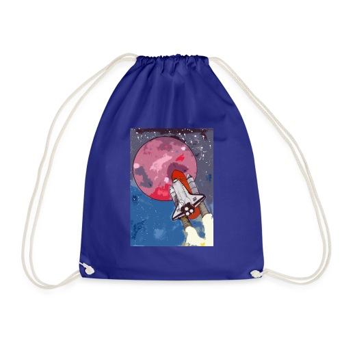 migrant_digi - Drawstring Bag