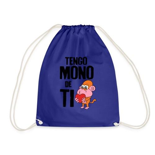 Tengo MONO de TI - Mochila saco