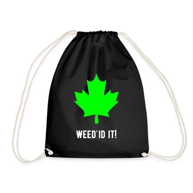 Weed'id it!