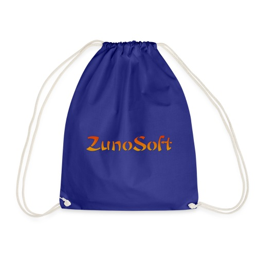 ZunoSoft Logo - Drawstring Bag