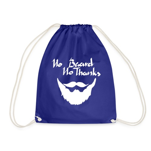 Beard - Drawstring Bag