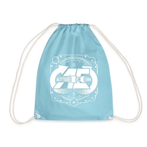 Altitude Era Altimeter Logo - Drawstring Bag