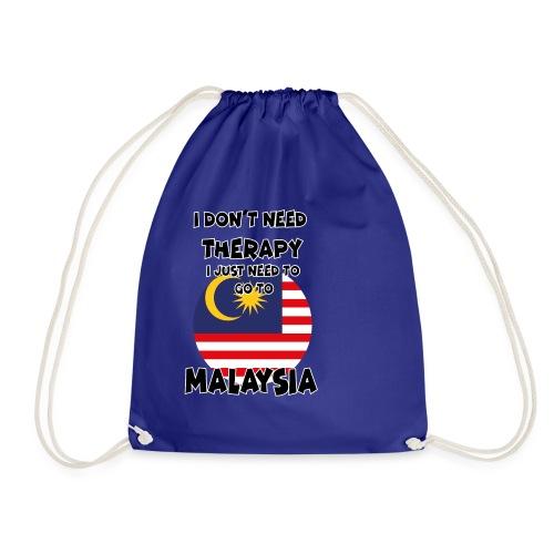 Malaysia 1 - Turnbeutel
