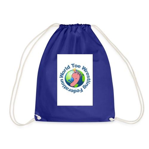 3951D995 BE46 48FF B534 17E2286525CF - Drawstring Bag