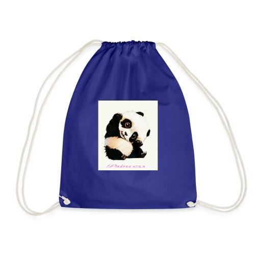 Princesse panda - Sac de sport léger