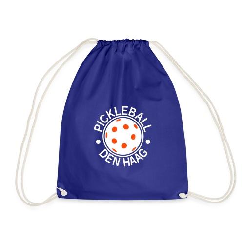 Pickleball Den Haag Logo - Drawstring Bag