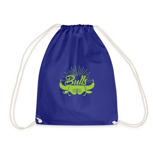 Toros verdes, Bulls BasketBall deporte - Mochila saco