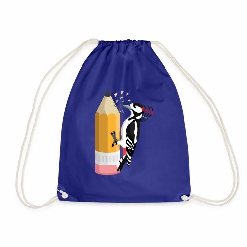 Nice and sharp - Drawstring Bag