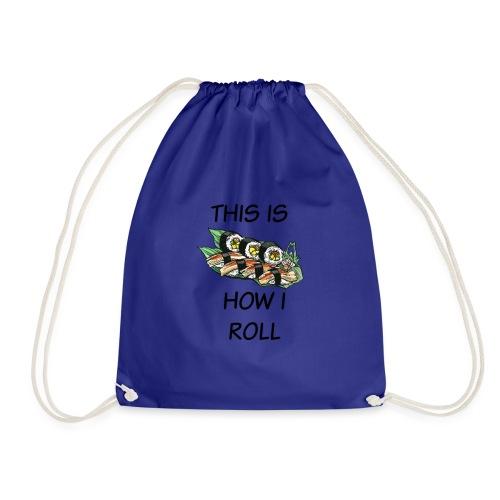 Sushi Roll - Drawstring Bag