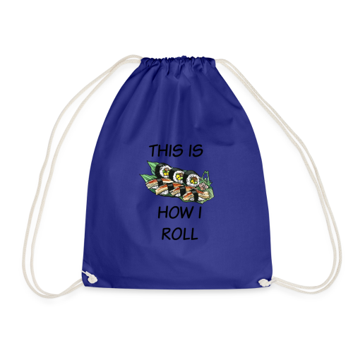 Sushi Roll - Drawstring Bag