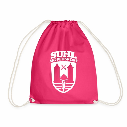 Suhl Mopedsport S50 / S51 Logo No.2 - Drawstring Bag