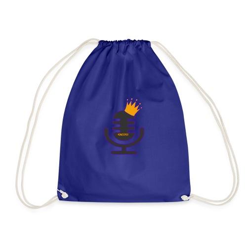 kingcast_logo - Drawstring Bag