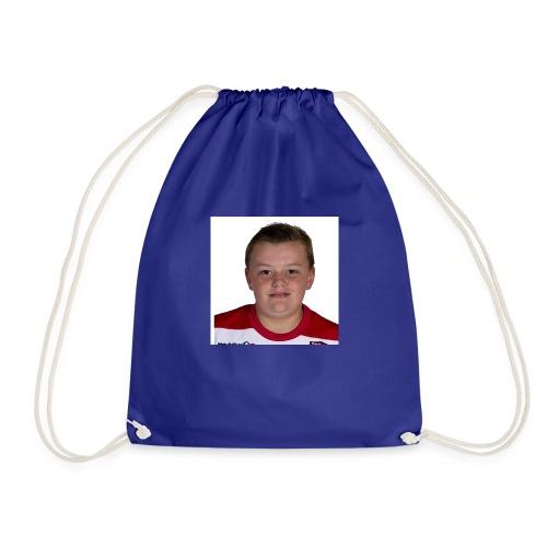 Double Chin Boy - Drawstring Bag