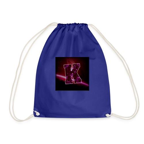 My youtube logo - Drawstring Bag