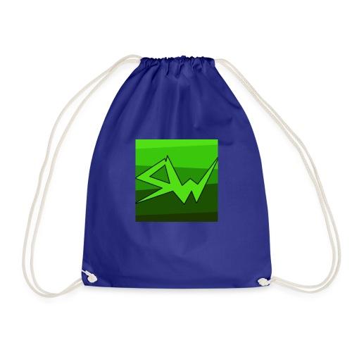SoupWizard Logo - Drawstring Bag