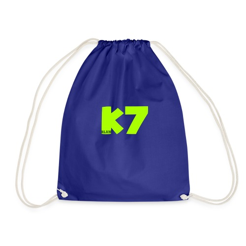 SAMPLE TEXT T-SHIRT - Drawstring Bag