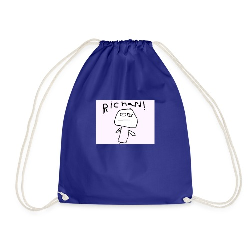 RicHard!! - Drawstring Bag