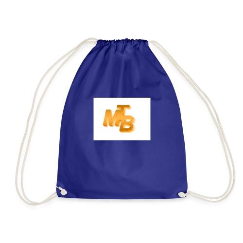 mtb logo gold - Turnbeutel
