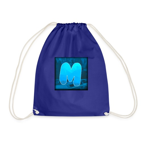 my new merch! - Drawstring Bag