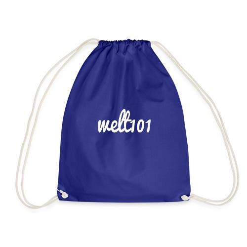White Collection - Drawstring Bag
