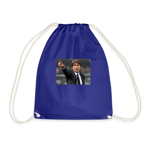 Chelsea manager 2017 - Drawstring Bag