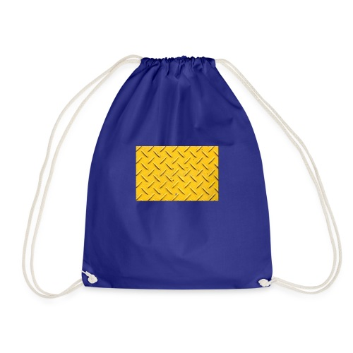 steel background yellow - Gymbag