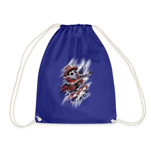 Time Rider - Drawstring Bag