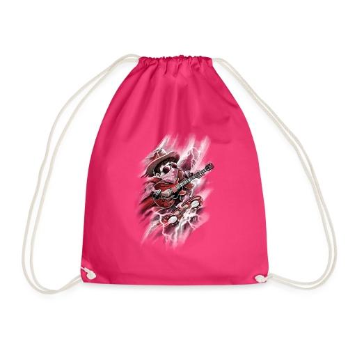 Time Rider - Drawstring Bag